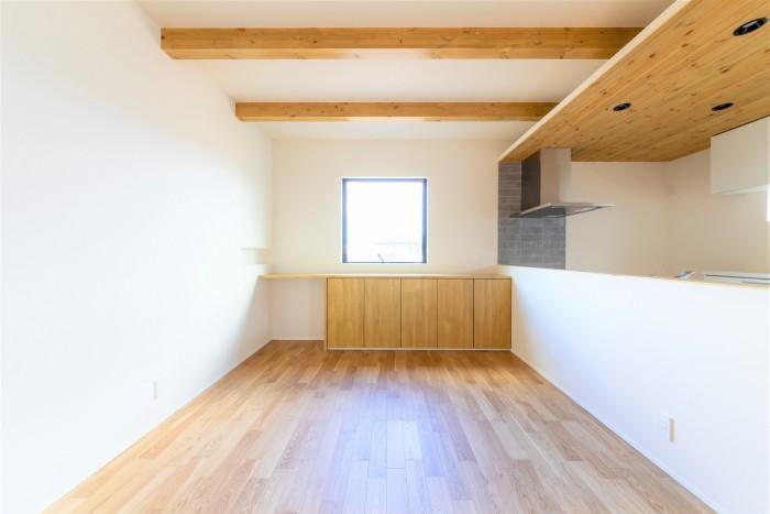 H様邸のダイニングルームです!| 郡山市 新築住宅 大原工務店のブログ