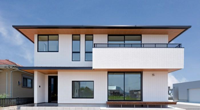 W様邸イメージです。|郡山市 新築住宅 大原工務店のブログ
