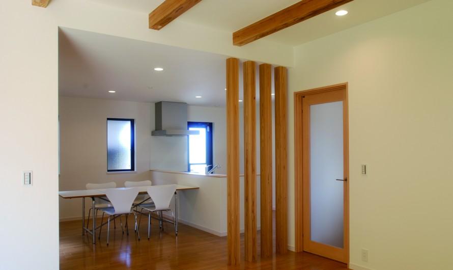 20代からの家づくり 今時のベーシックスタイル新築-キッチン-|郡山市 注文住宅 大原工務店の施工例
