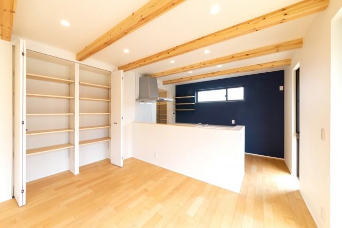 Y様邸のダイニングルーム収納です!| 郡山市 新築住宅 大原工務店のブログ