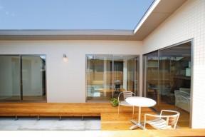 中庭のある平屋モデルハウス|郡山市 注文住宅 大原工務店のイベント