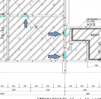 田村市S様邸新築工事 基礎工事が完了しました!