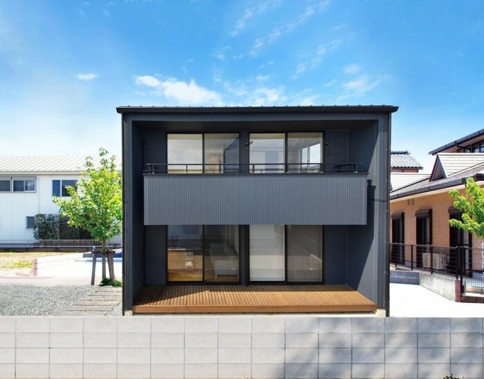 ライフボックスのモデルハウスです。郡山市安積町| 郡山市 新築住宅 大原工務店のブログ