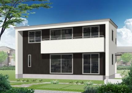 四角の家2
