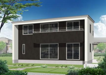 四角の家3