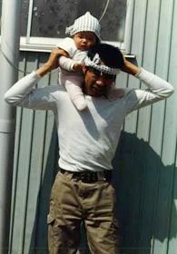 大工の父を見て育った幼少期|郡山市 デザイン住宅 大原工務店の家づくりへの想い