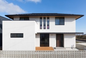 モデルハウス「シンフォニー」です。郡山市安積町| 郡山市 新築住宅 大原工務店のブログ