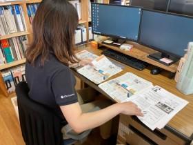 ニュースレター発送準備中です 郡山市 新築住宅 大原工務店のブログ