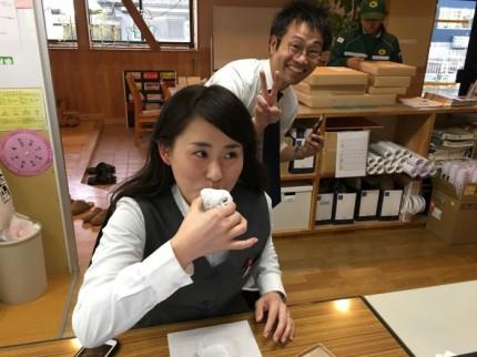 お菓子ごちそうさまでした!!|郡山市 新築住宅 大原工務店のブログ